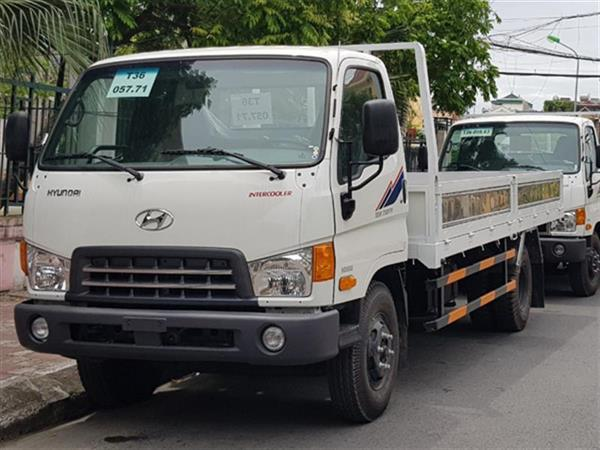 Xe tải Hyundai New Mighty - HD800